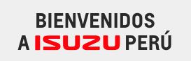 Bienvenido a Isuzu Perú